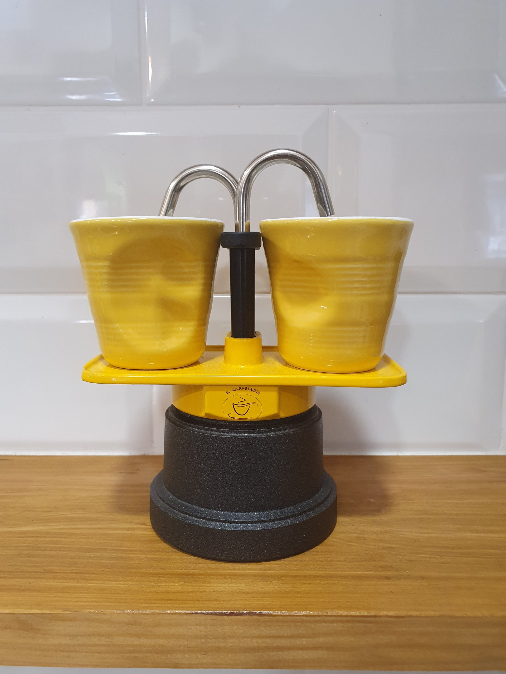 cafetera mini 2 tazas